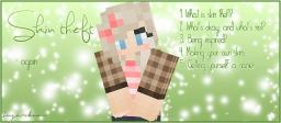 Skin theft - again! Minecraft Blog Post