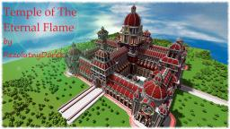 Temple of the Eternal Flame Minecraft Map & Project