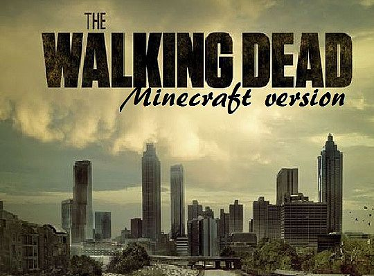 The walking dead 1 4 5 minecraft project for Crafting dead server download