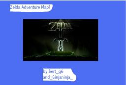 Zelda Adventure Map Minecraft Map & Project
