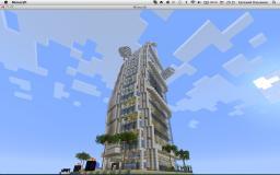 Burj al arab The best Minecraft Map & Project