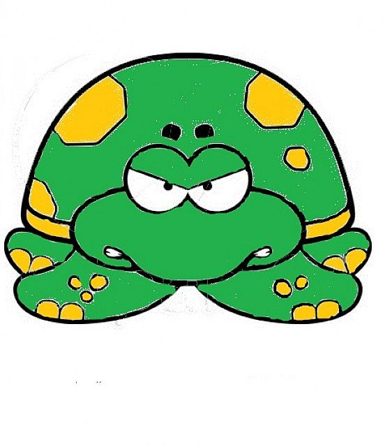 angry turtle logo - photo #26