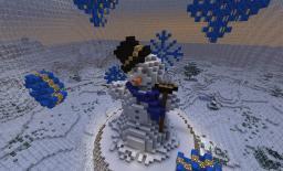 Let it snow! - Snow globe Minecraft Project