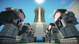 Grey Temple Minecraft Map & Project