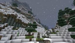 White Mountains Pass Minecraft