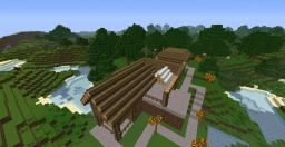 The Beging Minecraft Map & Project