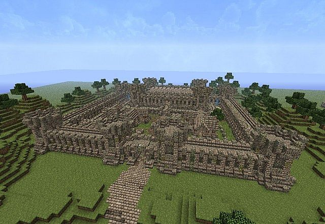 Medieval Keep Minecraft Project