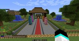 Welcome to Evolucraft CREATIVE FREEBUILD 9Anti-Grief] Minecraft Server