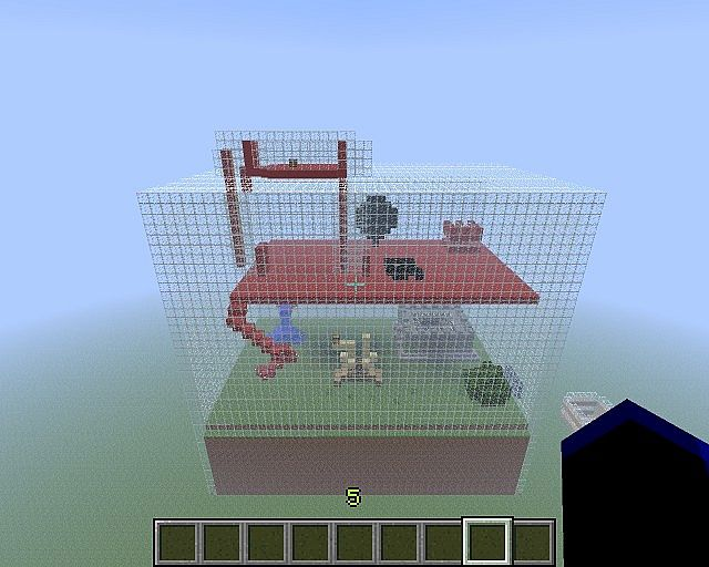 hamster life part 2 minecraft project