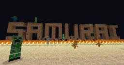 The Samurai Mod [can we get 100 diamonds?] Minecraft Mod