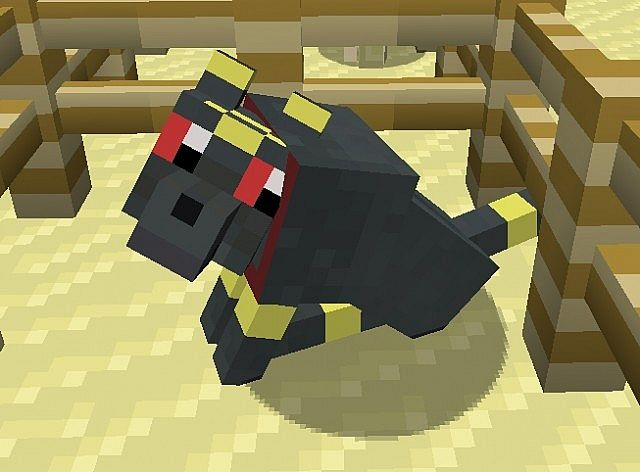 Tame Wolf Umbreon