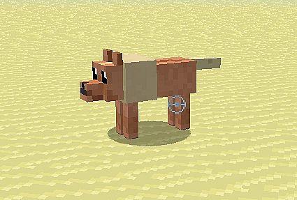 Angry Wolf Flareon