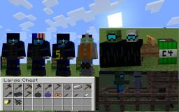 S.W.A.T Craft 1.4.5 Minecraft Texture Pack