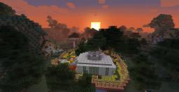 The Swamp Sanctuary Minecraft Project