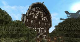 L'Auberge de La Hache en Bois Minecraft Project