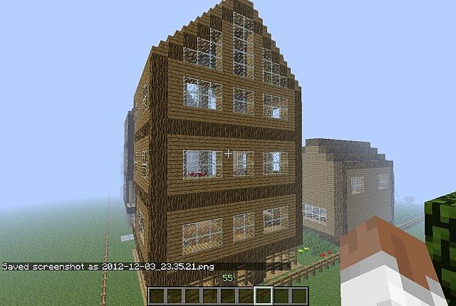 Medieval rich houses
