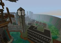 Steam punk city teaser! Minecraft Project