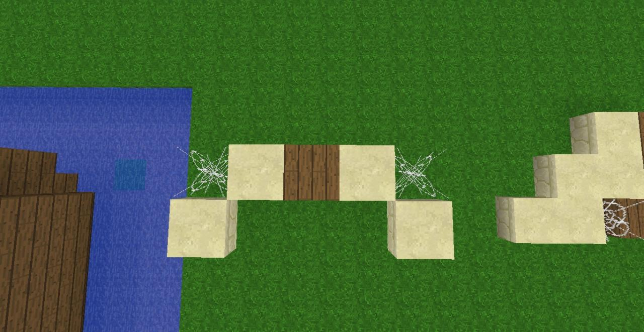 how to make string with wool in minecraft