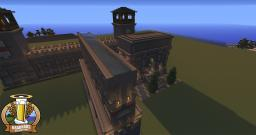 Roman Structures Minecraft Map & Project