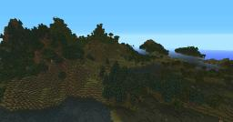 Awesome Minecraft Environment - Satusio Mountains Minecraft Project
