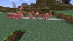 The pig story (part 1) Minecraft Blog