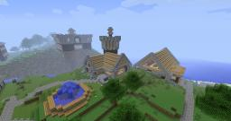 some of my builds Minecraft Map & Project
