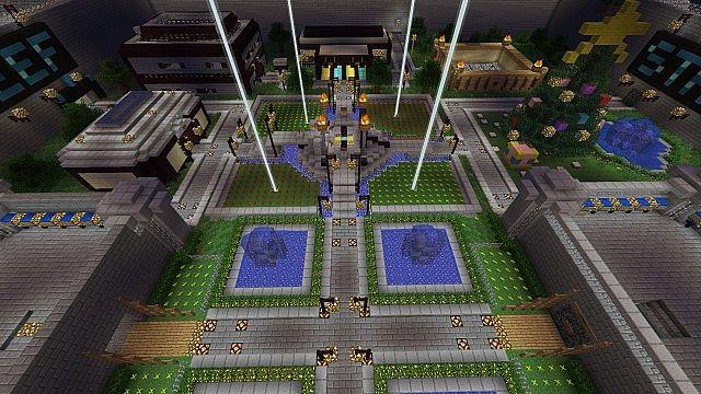 Bedrock Mine Minecraft Server
