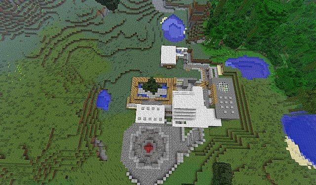 Raid [Black Ops II] Minecraft Project