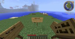 survival island made by skateboy106 Minecraft Project