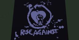 Rise Against logo Minecraft Project