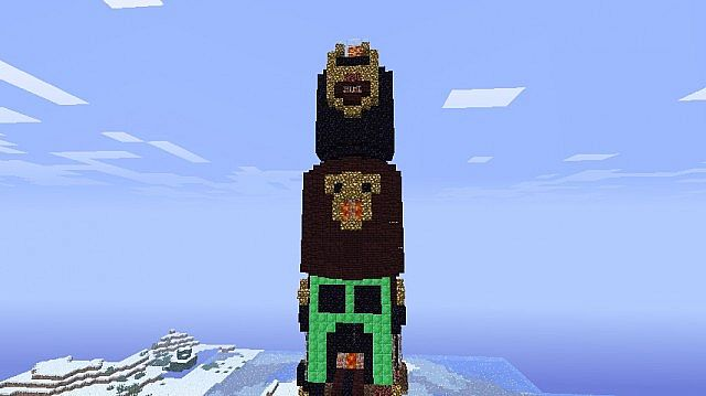 Evil Fortress (for mithintia) Minecraft Project