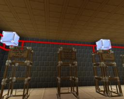 Slender factory Minecraft Map & Project