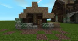 Shack Minecraft Map & Project