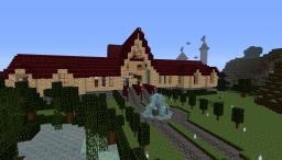 Village mansion(100% Survival) Minecraft