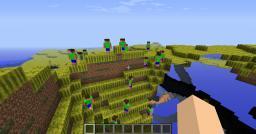 Pigland(With Pigmen) Minecraft Mod