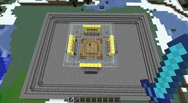 Picture of our dedicated Spawn!