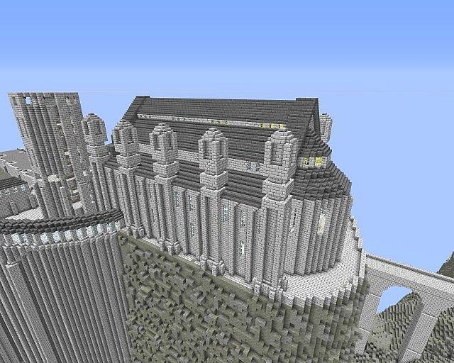 Minas Tirith - Throne ...