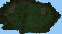 Team Conquest Map 1.4.5 (With Command Blocks) Minecraft