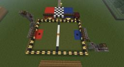 Mini Games and Sports With download Minecraft Map & Project