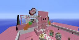 Pig Racing - 2 Player Minigame! Minecraft Map & Project