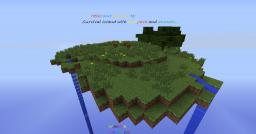Epic survival Island Minecraft Project