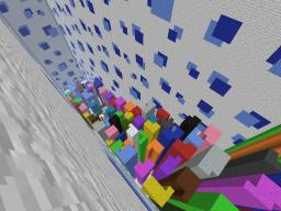 Sprint Jump Map by Popi801 Minecraft