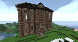 Masoner's Manor Minecraft Map & Project
