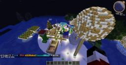 Christmas/new years project Minecraft Map & Project