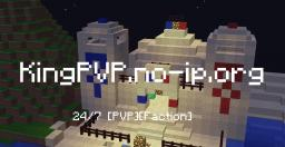 KingPVP [FactionPVP][24/7] Minecraft Server