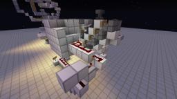 Semi-Automatic Anvil Re-loader Minecraft Project