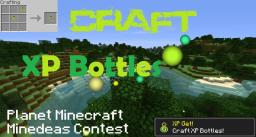 XP Bottle Creation - Minedeas Contest Minecraft Blog