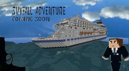 Skyfall Adventure +Download+Video! Minecraft Map & Project