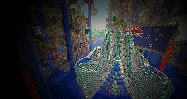Sky Servers <> Australian Hosted Minecraft Servers <>