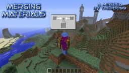Merging Materials - A Minedea Minecraft Blog Post
